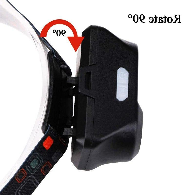 ZK20 Dropshipping Charging XPE COB <font><b>Headlamp</b></font> <font><b>Flashlight</b></font> Fishing <font><b>Hand</b></font> Torch head lamp 18650