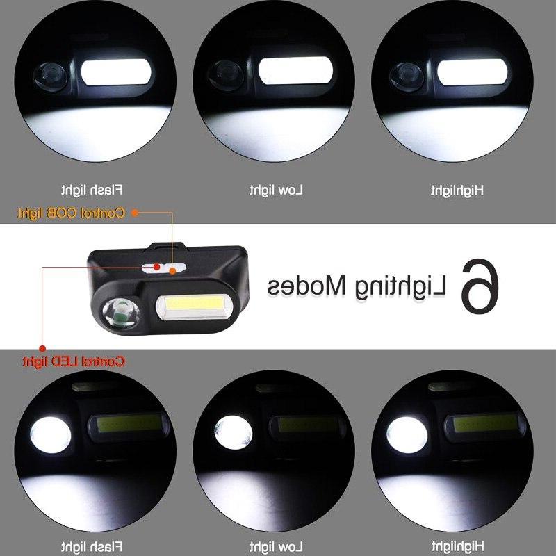 ZK20 Mini Charging <font><b>Flashlight</b></font> <font><b>Hand</b></font> Work head 18650