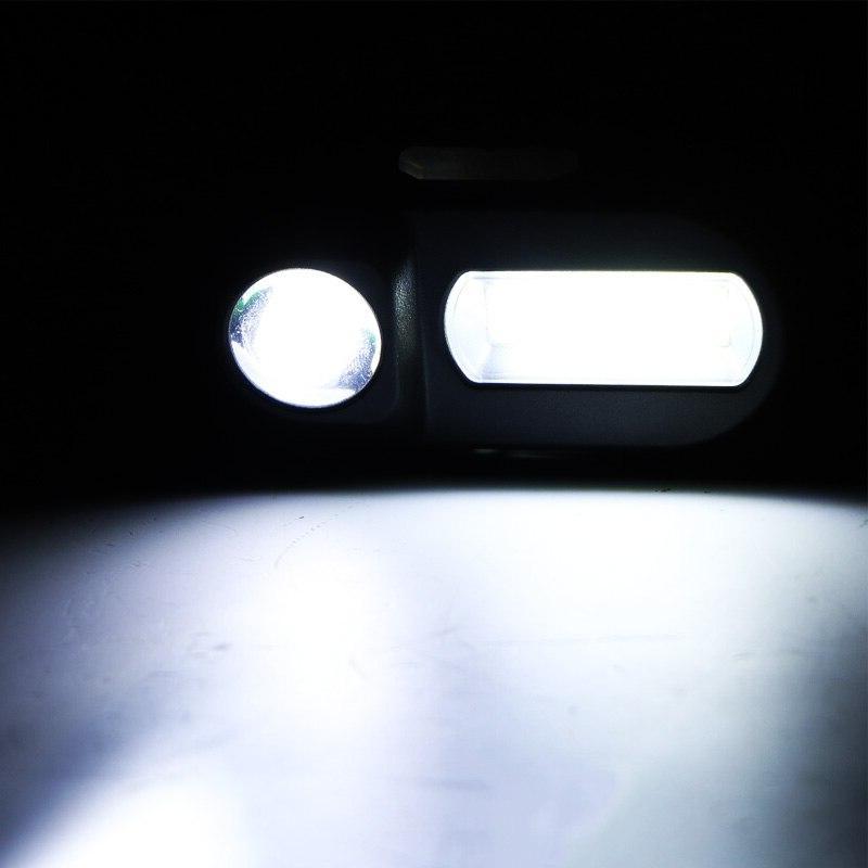 Charging <font><b>Flashlight</b></font> Camping <font><b>Hand</b></font> light head