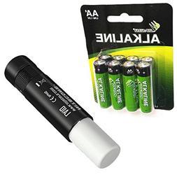 Nitecore LA10 CRI Flashlight 85 Lumens Nichia 219B LED w/ 8x