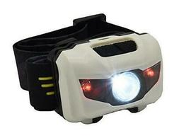 led brightest headlamp with red light