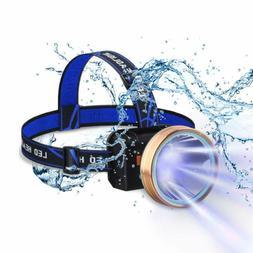 Led Head Lamp For Adults, Led Headlamp Flashlight Waterproof
