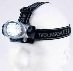 led head lamp light flashlight headlamp
