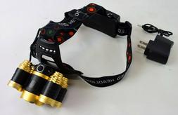 Bestsun LED Headlamp 12000 Lumens Bright Flashlight NEW