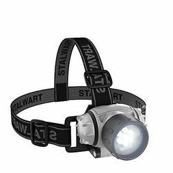 LED Headlamp, Adjustable Headband for Kids and Adults, Batte