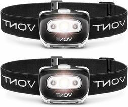 LED Headlamp Flashlight  Super Bright Head Lamp for Adults &