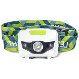 LED Headlamp Flashlight White Cree Headlight Water & Shock R