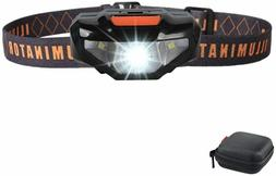 LED Headlamp Flashlight with Carrying Case,COSOOS Head Lamp,
