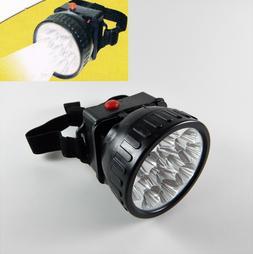 LED Headlamp with 12 Super Bright LED Lights Tilt Adjustable
