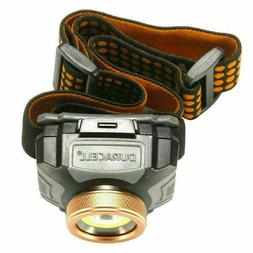 Duracell LED Headlamps 500 Lumens 4 Modes Batteries Included