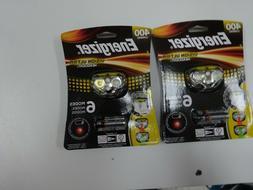 lot of 2 new Energizer Vision Ultra Headlight 400 Lumen