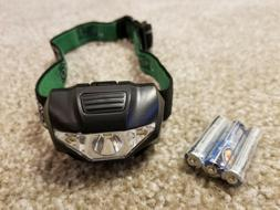 Lot of 24 LED 3-AAA 3-Function Promotional O'reilly Headlamp