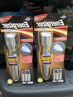Energizer Performance Metal 1300-Lumens Vision HD Focus Spot