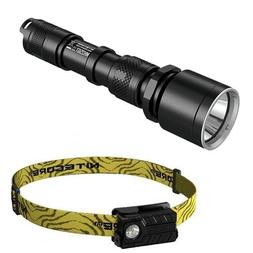 Nitecore MH25GT Rechargeable Flashlight  w/ NU20 Rechargeabl