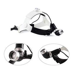 APHRODITE Micare 3W Dental LED Headlight Medical Headband Li