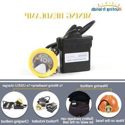 Minining Headamp KL8M Explosion Proof Cap Lamp Waterproof li