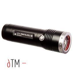 Ledlenser - MT6 Handheld Flashlight, High Power LED, 600 Lum