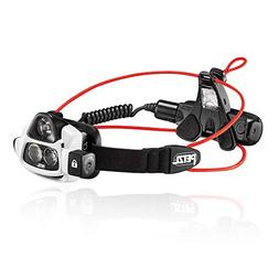 PETZL NAO-Plus Rechargeable Headlamp - SS19 - One - Black