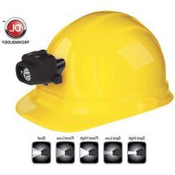 Nightstick NSP-4608BC Dual-Light Multi-Function Headlamp wit