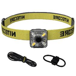 Nitecore NU05 Red & White Output Rechargeable Headlamp Mate