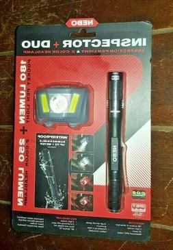 pocket pen light 180 lumens and 2