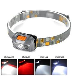 BESTSUN High-Power LED Headlamp, Running Headlamp, Camping H