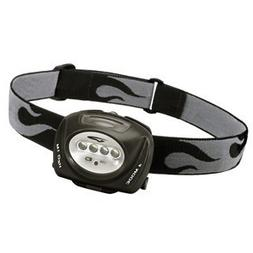Princeton Tec QUAD 78 Lumen Headlamp - Black