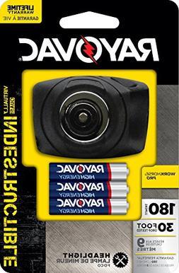 SPECTRUM/RAYOVAC DIYHPHL-BC 3AAA LED Headlight