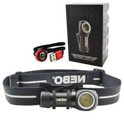 NEBO REBEL Tactical Head Lamp: Small enough to fit in the pa