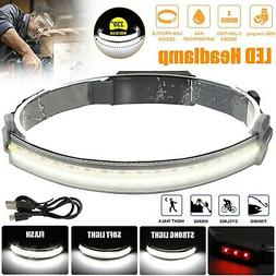Rechargeable Camping Fish Super Bright T6 LED Headlamp Headl