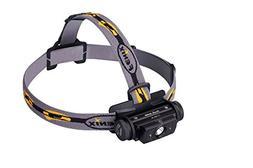 Fenix Rechargeable LED Headlamp,950 Lumens,Black HL60R