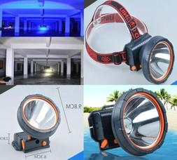 2X  50w L2 LED Headlamp Headlight Bright Torch Camp Fishing