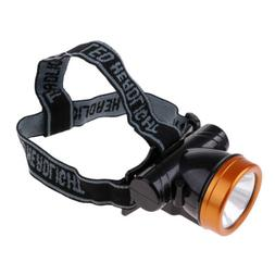 Rechargeable LED Headlamp Headlight Work Light for Camping R