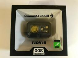 Black Diamond Revolt 300 Headlamp - Nickel - Rechargeable -