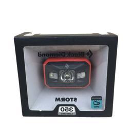 Black Diamond Storm 350 Lumen Headlamp Waterproof IP67 Octan