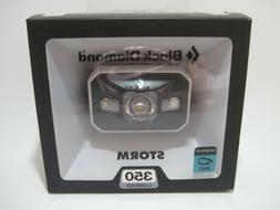 Black Diamond Storm 350 Lumen Waterproof Headlamp
