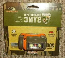 Princeton Tec Sync LED Headlamp 200 Lumens Mossy Oak Game Ke