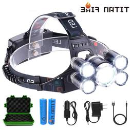 T30 <font><b>LED</b></font> <font><b>Headlamp</b></font> Hig