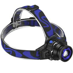 Tactical Headlight Cree XM-L 20000LM Rechargeable T6 LED Hea