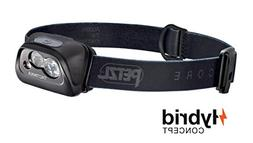 PETZL - TACTIKKA Headlamp, CORE 350 Lumens, with ACCU CORE,