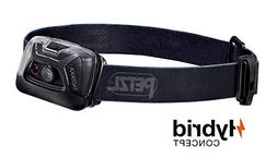 PETZL - TACTIKKA Headlamp, 200 lumens, Ultra-Compact Headlam