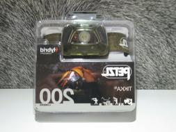 Petzl TIKKA Headlamp 200 Lumens Green E93AAB * Brand New **