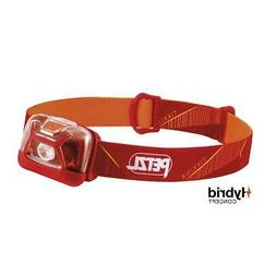 Petzl Tikkina 250 Lumens Headlamp Orange