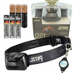 Petzl - Tikkina Compact headlamp - Black w/ 3x Energizer AAA
