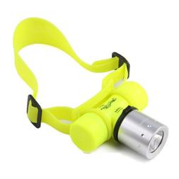 Underwater Headlamp  Headlight 50000LM LED Flashlight Super
