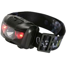 US 5w LED Waterproof Headlamp Flashlight Camping Headlight R