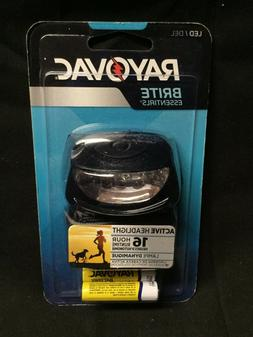 Rayovac Value Bright 14-Lumen 5 LED Headlight with Batteries