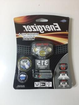 Energizer LED AAA Headlamp with Vision HD+ Optics, Zoomable