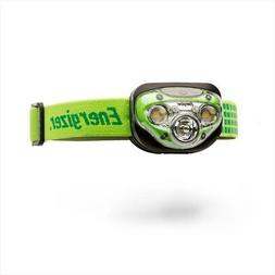 Energize LED AAA Headlamp with HD+ Vision Optics, 4 Modes Fl