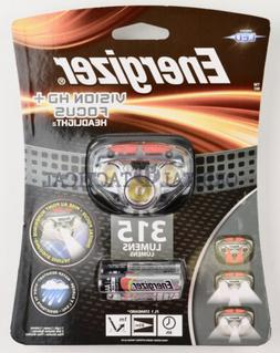 Energizer Vision Hd 315 Lumen LED Headlamp